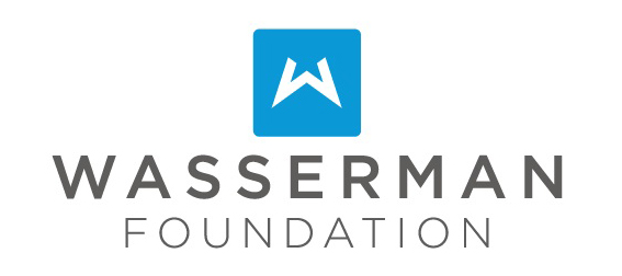 Wasserman Foundation logo