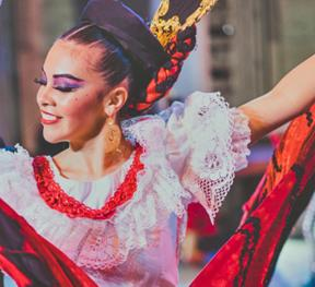 Pacifico Dance Company at the Ford