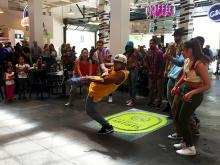 Versa-Style Dance Company at Grand Central Market