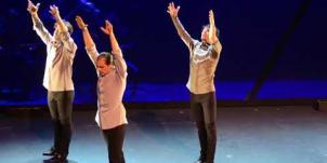 """Highlights from flamenco dancer Jesús Carmona's newest piece, Impetus ('bursting with energy""""). West Coast premiere is at the Ford Theatres on September 8."""