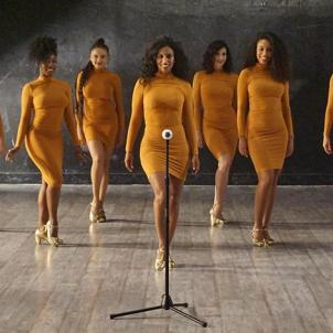 From salsa to Beyoncé to funk, witness the girl power of @syncladies and their groundbreaking all-female tap show on July 28! Tickets available now at fordtheatres.org. #LAsFreshest #tapdance #squadgoals