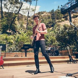 Image from http://instagram.com/fordtheatres: #Repost @shawnmendes・・・Live performance + Q&A. @applemusic. 8:30PM PT...