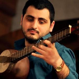 Image from http://instagram.com/fordtheatres: On June 23, Armenian folk musician Miqayel Voskanyan and his...
