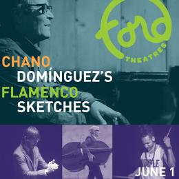 Chano Dominguez's Flamenco Sketches