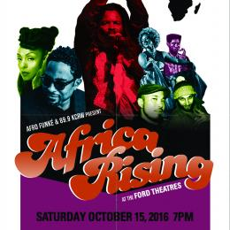 Africa Rising poster